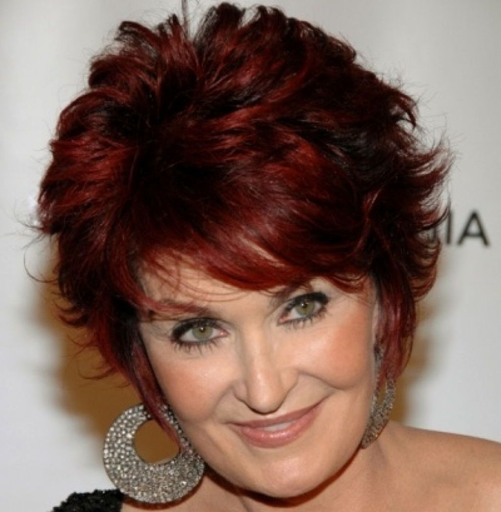 short haircuts for women over 50 with thin hair 15 stylish hairstyles for 50 for a 5911 | 1502129220 5624 Sexy Pixie for women over 50