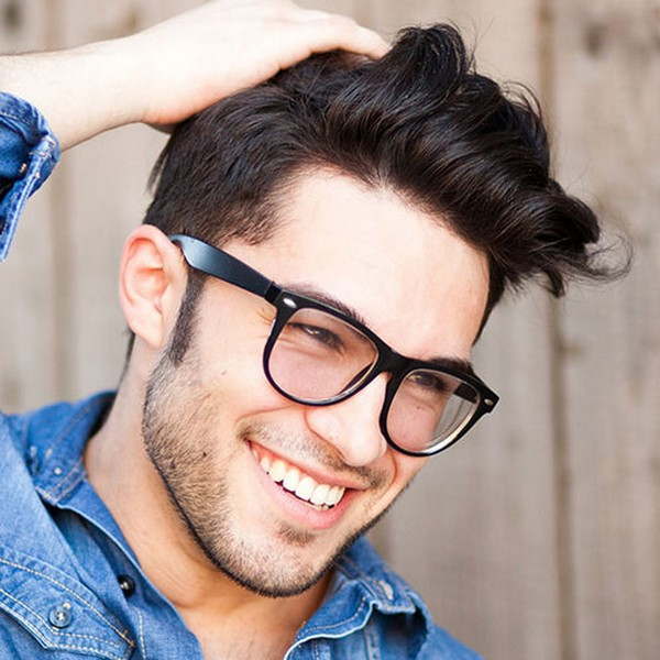 how to style hipster hair for guys haircut 15 best hairstyles for guys 5525 | 1501945734 7201 Intellectual Hipster Haircut