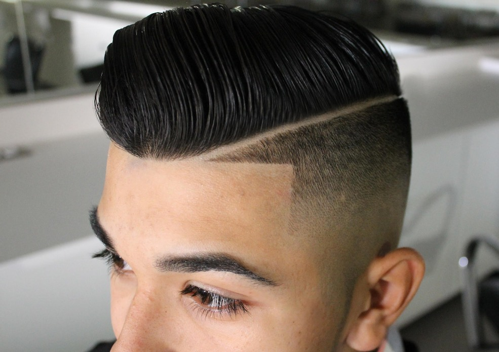 Fade Haircut: 12 High Fade Haircuts For Smart Men