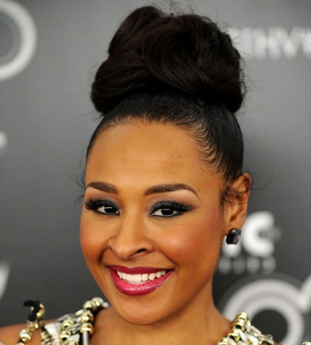 15 Updo Hairstyles For Black Women Who Love Style In 2020