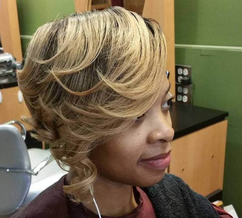 16 Quick Weave Hairstyles For Seriously Posh Women
