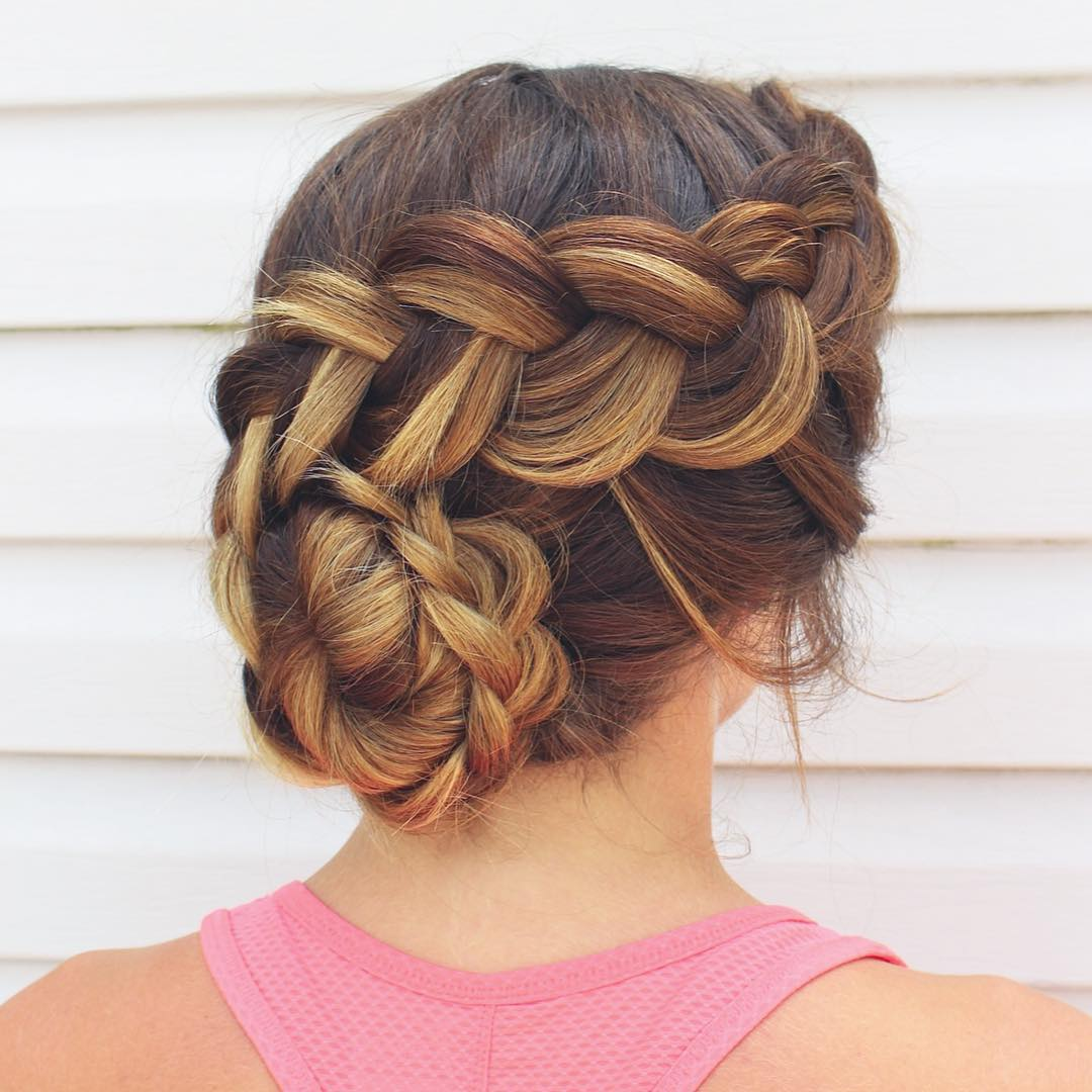 17 Simple and Easy Prom Hairstyles for Long Hair In 2021