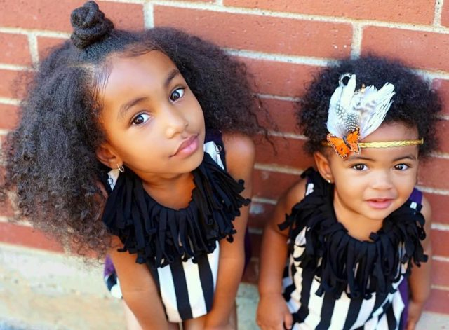 13 Natural Hairstyles For Kids With Long Or Short Hair