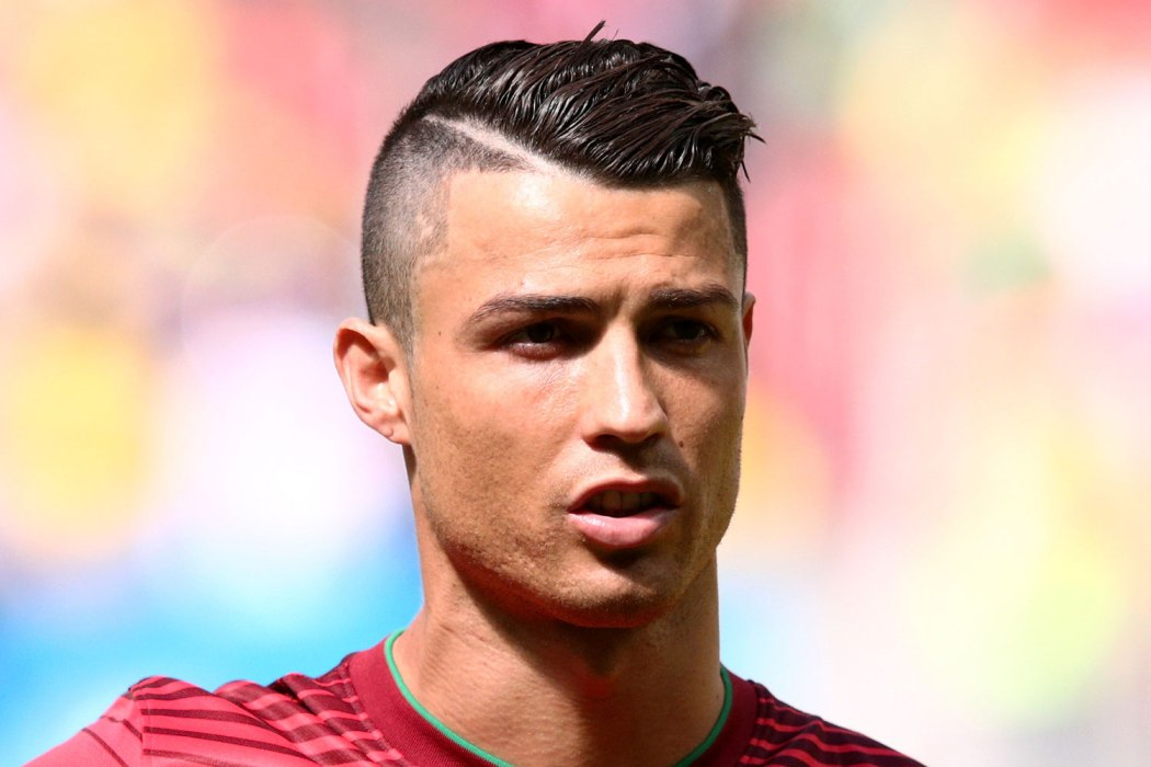 Christiano Ronaldo Haircut New And Trendy Styles To Chose From - Cristiano ronaldo haircut 2016