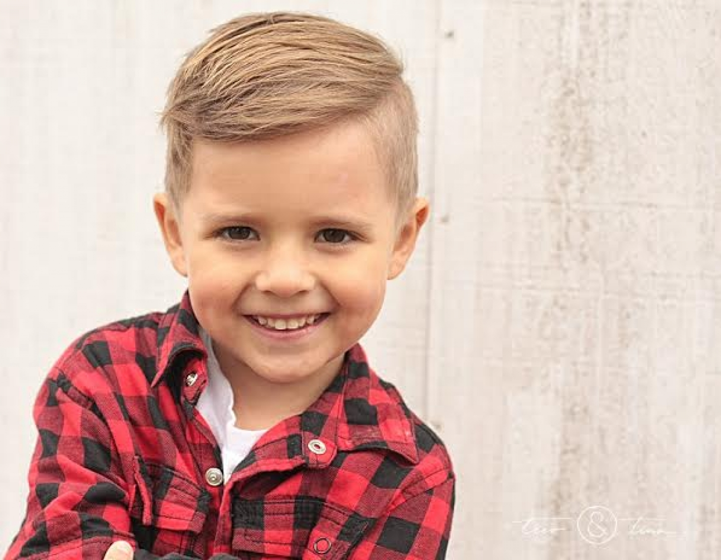 7 classy cute little boy haircut