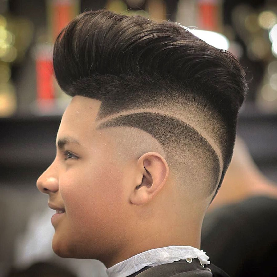 12 Teen Boy Haircuts and Hairstyles That are Currently in Vogue
