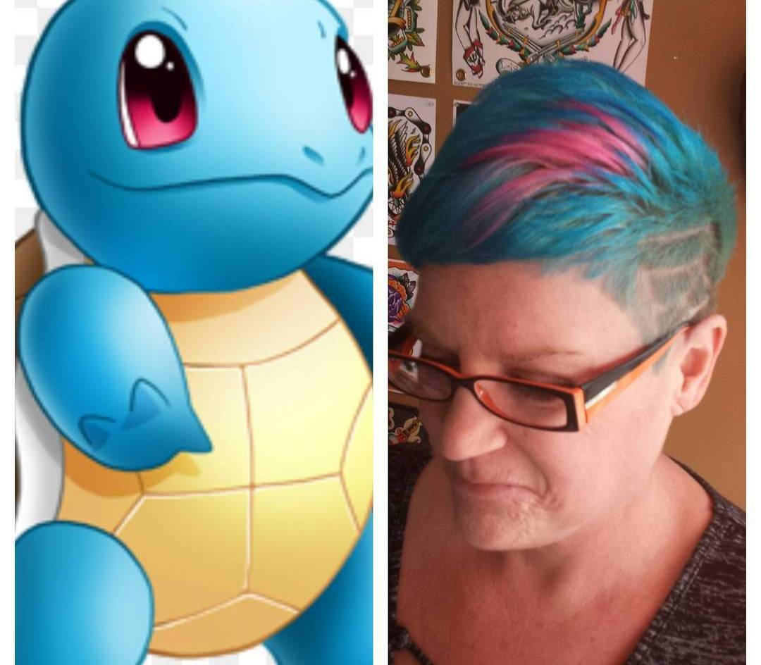 Pokemon Hairstyles