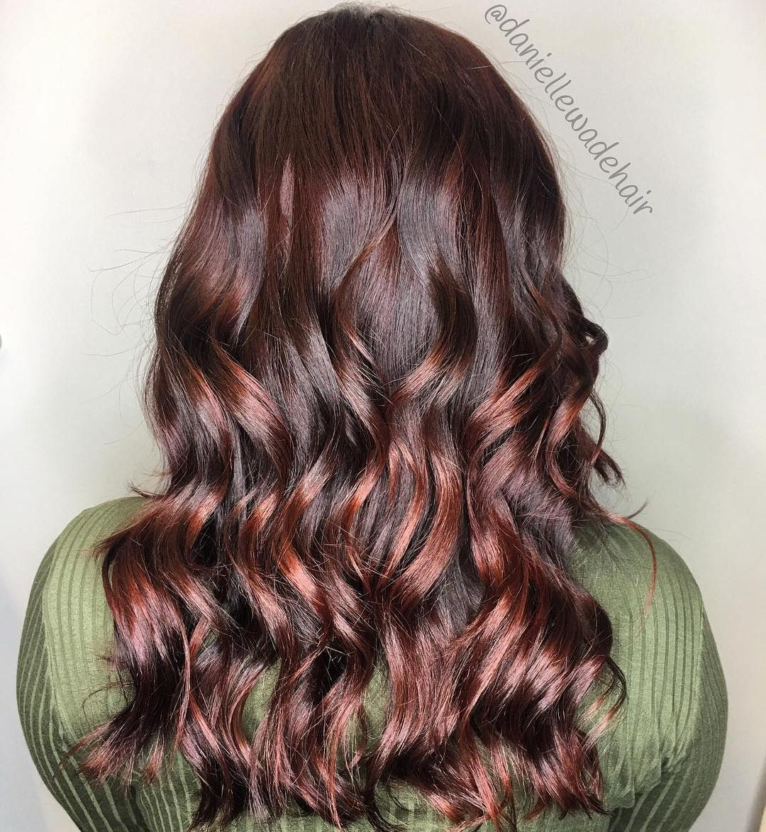 Balayage Hair: 15 Beautiful Highlights for Blonde, Red ...