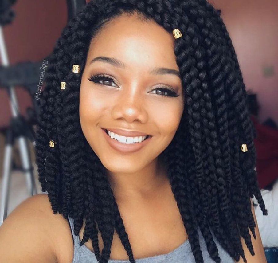 Crochet Braids 15 Twist Curly And Straight Crochet